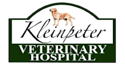 Kleinpeter Veterinary Hospital	 logo